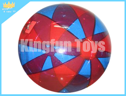 Customized water bubble/aqua ball