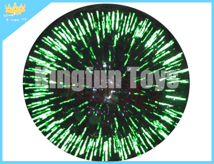Green light zorb ball for summer