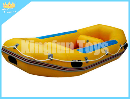 Air sealed water drifting boat