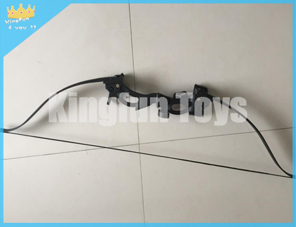 Archery bow for paintball shooting