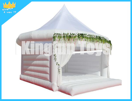 Wedding inflatable jumper/bouncer