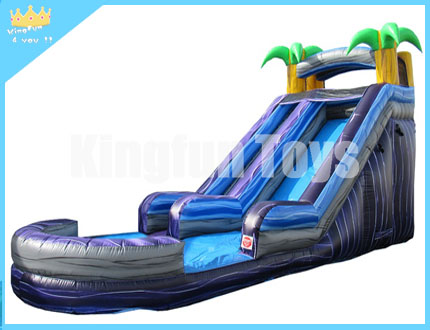 USA Style water slide