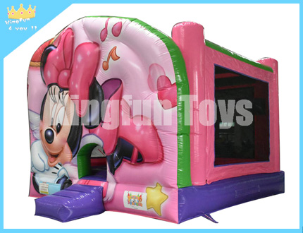 Mickey mouse inflatable bouner