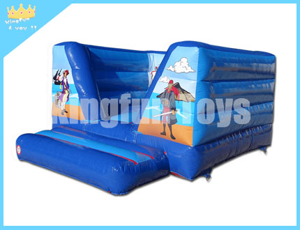 Pirate jumping bouncer