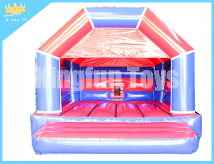 Customized colorful air trampoline